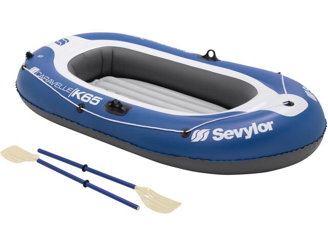 Sevylor Caravelle KK65 - Barca - azul/blanco